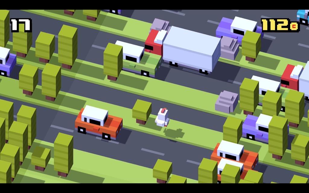 Crossy Road: вот об этой игре речь