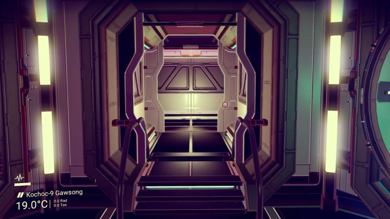 Что это за унылый коридор? Это строительство собственной станции.