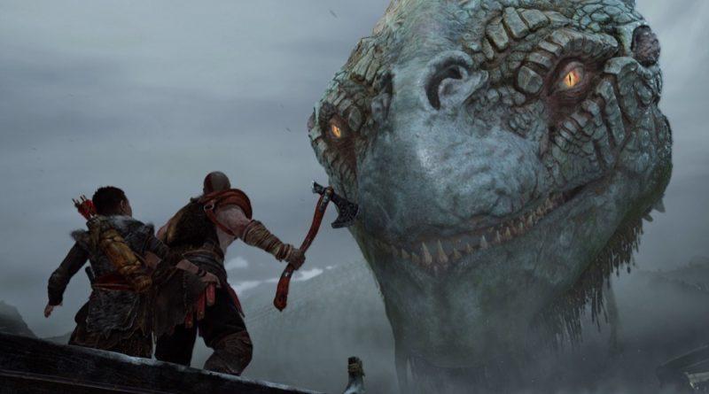 Сюжет-геймплей на примере God Of War 2018