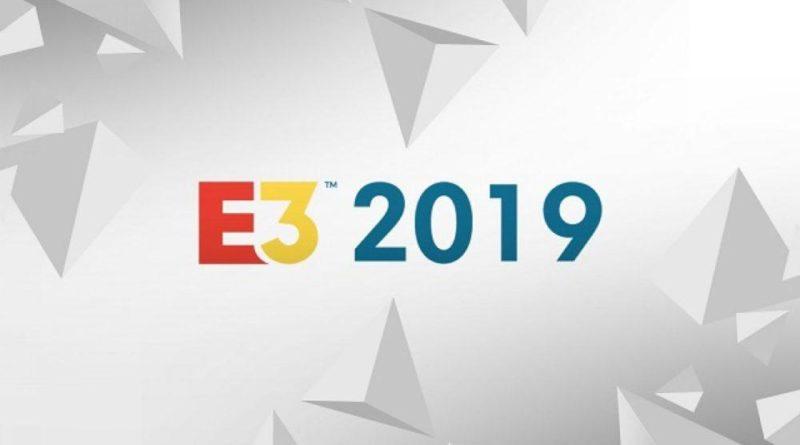 Расписание E3 2019