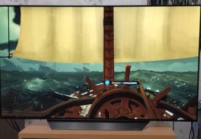 Купил себе 4K+HDR телевизор для игр