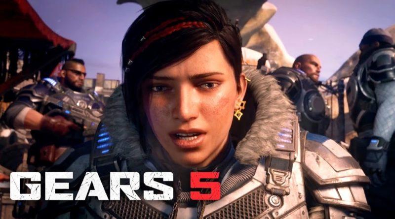 Gears 5: впечатления