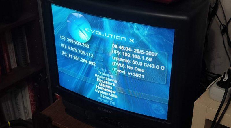 Инструкция по замене HDD на Xbox Original с софтмодом