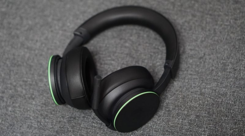Xbox Wireless Headset: первые впечатления
