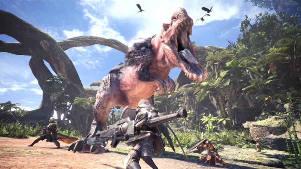 Как не надо делать кооп: Monster Hunter World